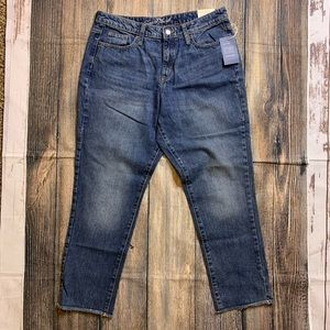 Universal Thread High Rise Straight Relaxed Jean